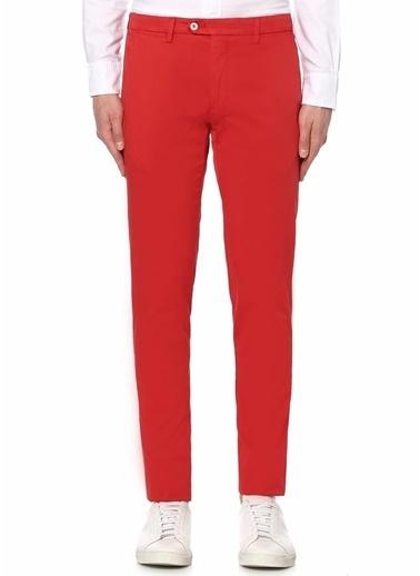 Marco Pescarolo Pantolon Kırmızı